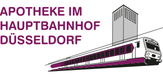 Apotheke im Hauptbahnhof Düsseldorf