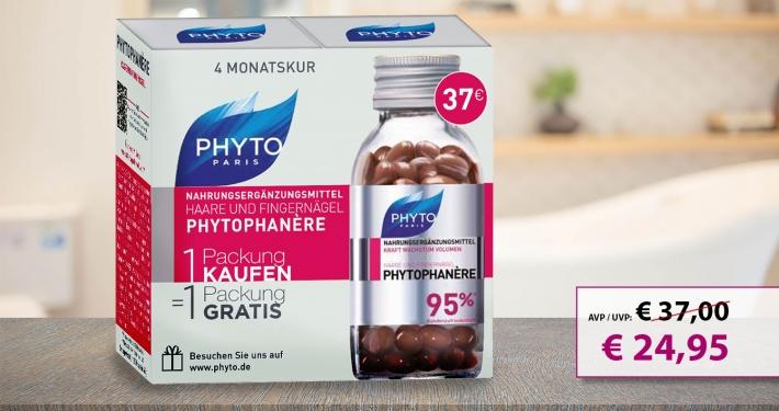 Phyto Phytophanere Nahrungsergänzung