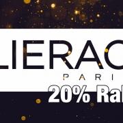 Lierac - 20% Rabatt